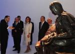 The pieta sculpture in mexico